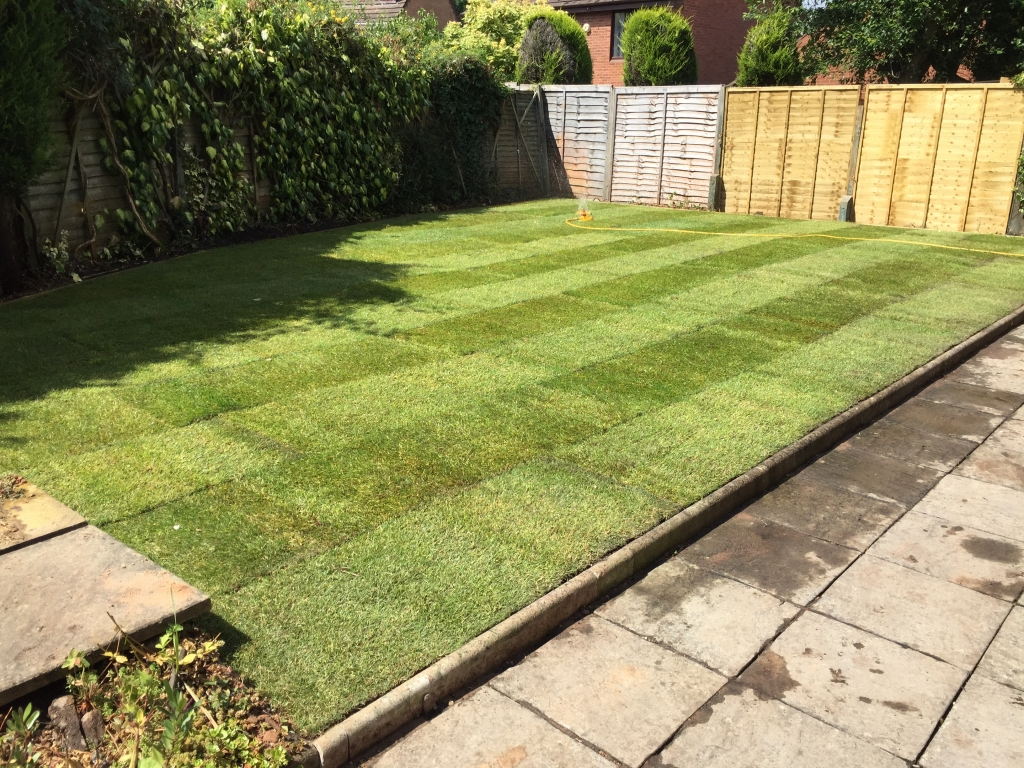 Coventry Turfing