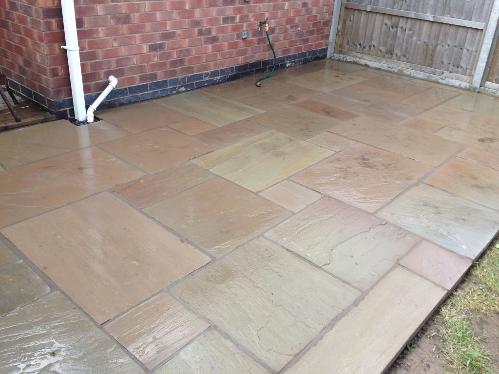 Coventry landscaping - patios